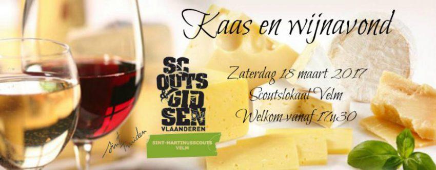 kaas-en-wijnavond